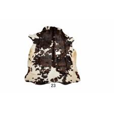 Коровья шкура на пол - Триколор 0023