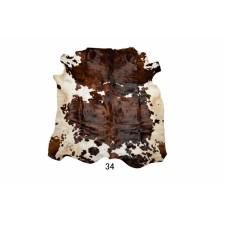 Коровья шкура-Триколор 0034